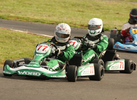2012 Father and Son Kart Racing Team