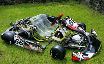 iKart turn-key complete racing kart