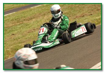 Racing fitness of race car drivers and karters - WORD Racing