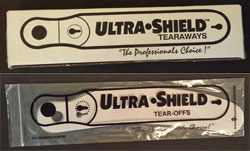 Ultra-Shield Tear-Offs