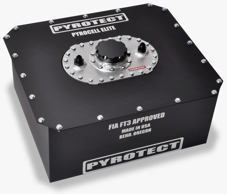 Pyrotect Racing Fuel Cells