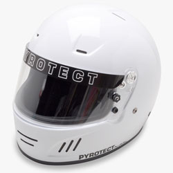 Pyrotect Pro Airflow Full Face racing helmet