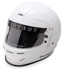 Pyrotect Pro Sport Full Face Duckbill racing helmet