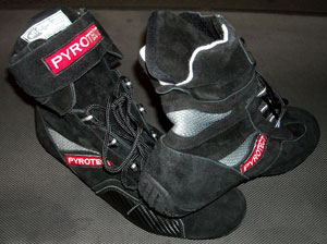 Kart Racing Shoes with ankle protection