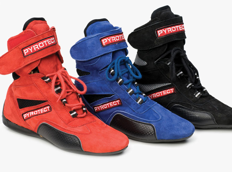 Pyrotect Racing Shoes