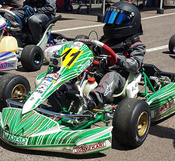 Tony Kart - Authorized Tony Kart Dealer WORD Racing