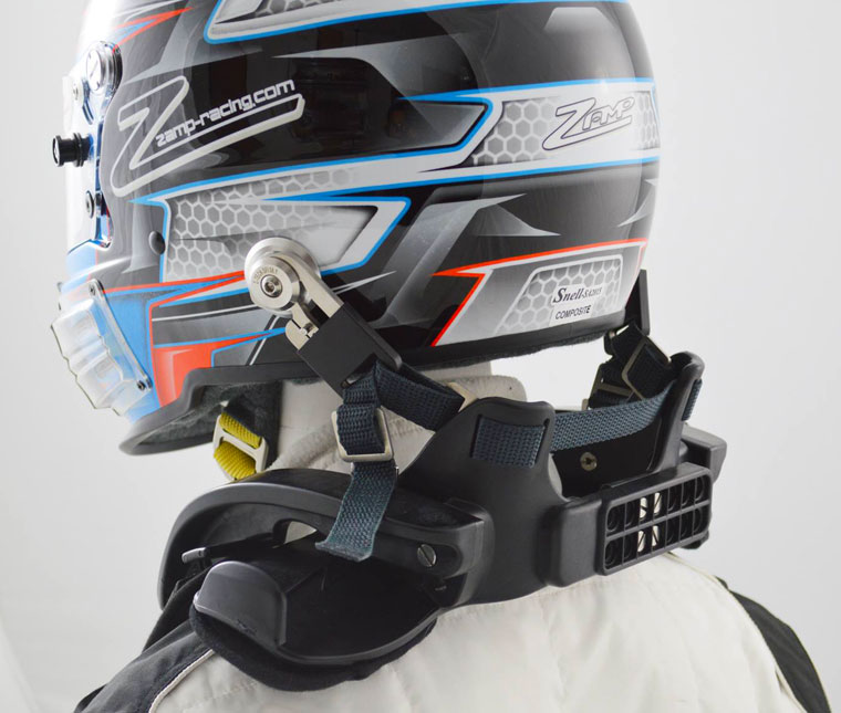 Z-Tech Head and Neck Restraint