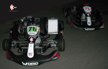 ... Complete Turn Key Ikart Race Ready Winning Karts