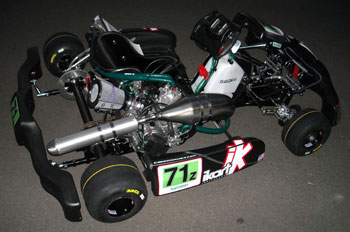 iKart Indy Shifter - The ultimate shifter kart