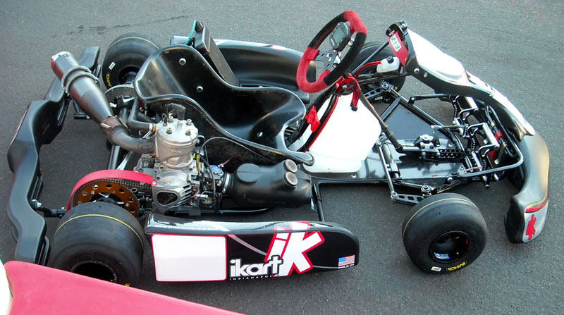 IKart Indianapolis Racing Kart