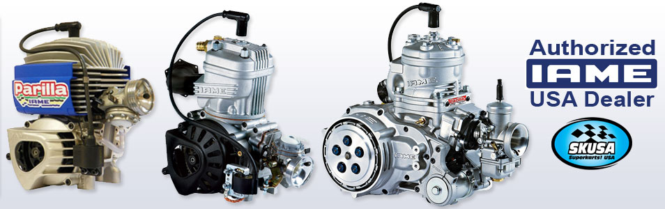 Authorized Iame Dealer Kart Racing Engines