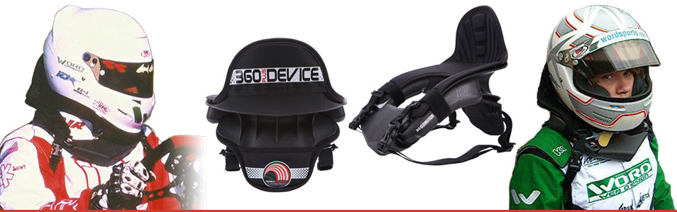 Kart 360 Plus Device neck safety