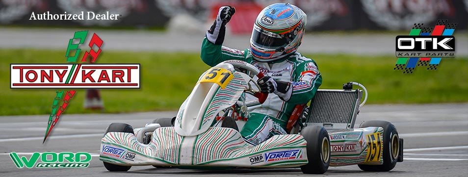 Tony Kart in the Northwest