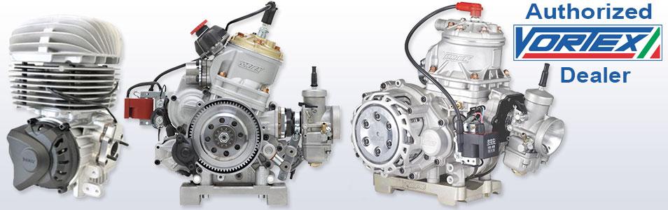 WORD Racing - Authorized Vortex Dealer, Vortex ROK engines for Karting