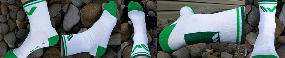 World's First Kart Racing Specific Sock