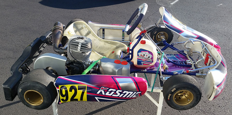 Used Racing Equipment - WORD Racing